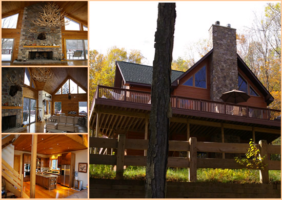 Lake Wallenpaupack Dream House